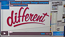 Different Graphic Design
